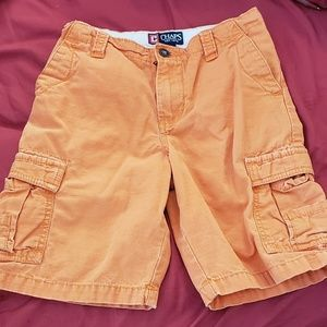 Boys Chaps shorts size 7